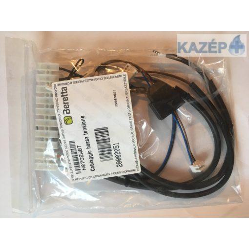 Kábel (alacsony feszültségő sorkapocs vezetéke)