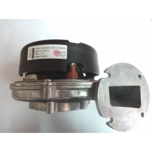 Ventilátor (Junior Green)