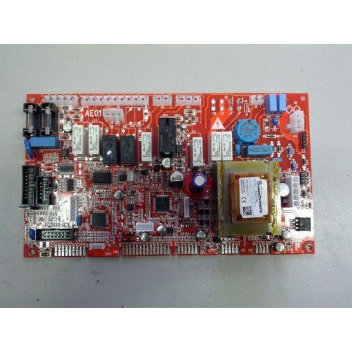 Vezrélőpanel (AE01D, Exclusive Green, Boiler Green)