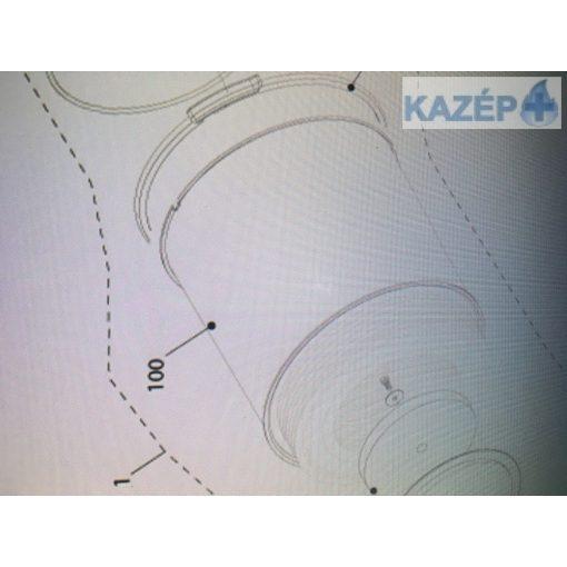 Hőcserélő burkolat (25kW)