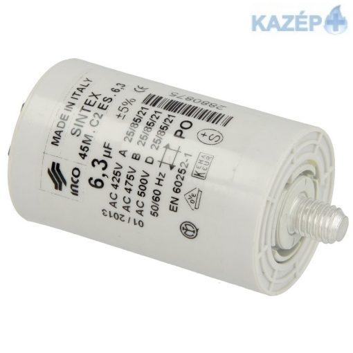 Kondenzátor (6,3 mF)